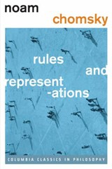 Rules and Representations | Noam Chomsky |