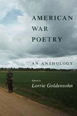 American War Poetry - An Anthology | Lorrie Goldensohn |