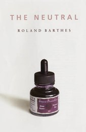 The Neutral | Roland Barthes |