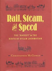 Rail, Steam and Speed - The Rocket and the Birth of Steam Locomotion