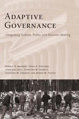 The Adaptive Governance | Ronald Brunner |