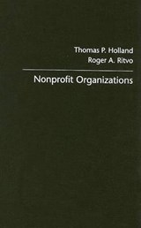 Nonprofit Organizations - Principles and Practices | Thomas Holland |