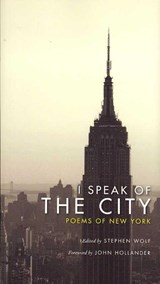 I Speak of the City |  |
