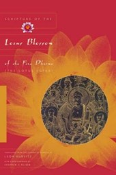 Scripture of the Lotus Blossom of the Fine Dharma