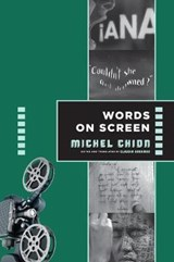 Words on Screen | Michel Chion |