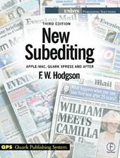 New Subediting