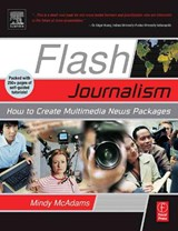 Flash Journalism | Mindy (professor and Knight Chair for Journalism at the University of Florida's College of Journalism and Communications) McAdams |