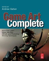 Game Art Complete, All-in-one | Andrew Gahan |