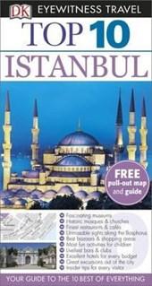 Dk eyewitness top 10: istanbul