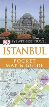 DK Eyewitness Pocket Map and Guide: Istanbul | auteur onbekend |
