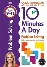 10 Minutes a Day Problem Solving Ages 9-11 Key Stage 2 | auteur onbekend |