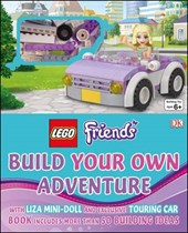 LEGO (R) Friends Build Your Own Adventure