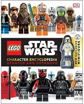 Lego: star wars character encyclopedia updated and expanded |  |
