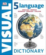 5 Language Visual Dictionary | Dk |