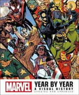 Marvel Year by Year Updated and Expanded | auteur onbekend |