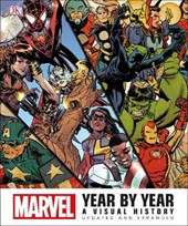 Marvel Year by Year Updated and Expanded