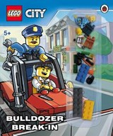 LEGO City: Bulldozer Break-in | auteur onbekend |