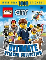 LEGO City Ultimate Sticker Collection | auteur onbekend |