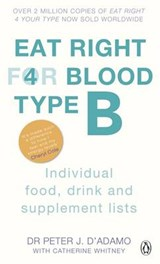 Eat Right For Blood Type B | PeterJ Dadamo |