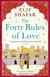 Forty Rules of Love | Elif Shafak |