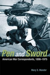 Pen and Sword | Mary S. Mander |