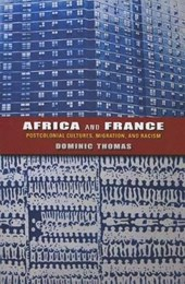 Africa and France | Dominic Thomas |