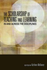 The Scholarship of Teaching and Learning in and Across the Disciplines | auteur onbekend |