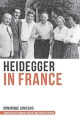 Heidegger in France | Dominique Janicaud |