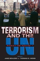 Terrorism and the UN | Jane Boulden |