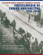 United States Holocaust Memorial Museum Encyclopedia of Camp