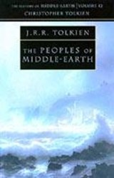 The History of Middle-earth. Peoples of Middle-earth | J.R.R. Tolkien & Christopher Tolkien |