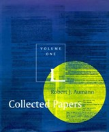 Collected Papers V 1 | Robert J Aumann |