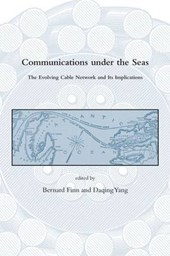 Communications Under The Seas - The Evolving Cable  Network and its Implications
