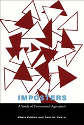 Imposters - A Study of Pronominal Agreement