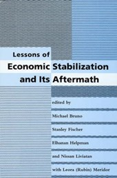 Lessons of Economic Stabilization & its Aftermath