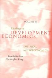 Readings in Development Economics - Empirical Microeconomics V