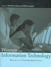 Women and Information Technology - Research and Underrepresentation