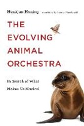 Evolving animal orchestra