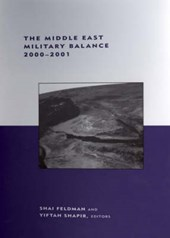 The Middle East Military Balance 2000-2001