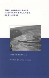 The Middle East Military Balance 2001-2002 | S Brom |