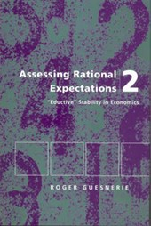 "Assessing Rational Expectations 2 - ""Eductive"" Stability in Economics"