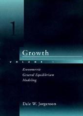 Growth - V 1 - Econometric General Equilibrium Modeling