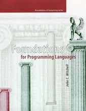 Foundations for Programming Languages | John C Mitchell |