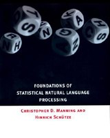 Foundations of Statistical Natural Language Processing | Christopher S Manning |
