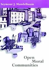Open Moral Communities