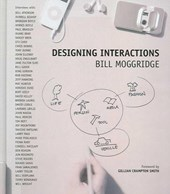 Designing Interactions | Bill Moggridge |