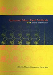 Advanced Mean Field Methods - Theory & Practice | Manfred Opper |