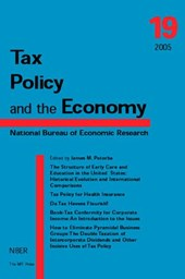 Tax Policy and the Economy V19
