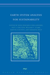 Earth Systems Analysis for Sustainability
