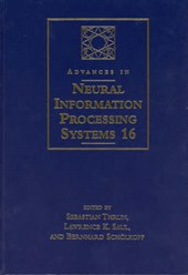 Advances in Neural Information Processing Systems 16 - Proceedings of the 2003 Conference